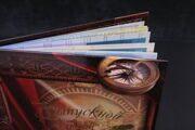 Тайна истории книга вид сверху